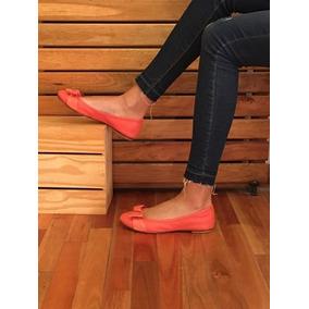 Zapatos Ballerinas Chatitas En Cuero Colores Guillerminas