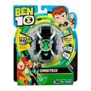 Ben 10 Omnitrix Reloj + 40 Frases Y Sonidos Luz Temporada 3