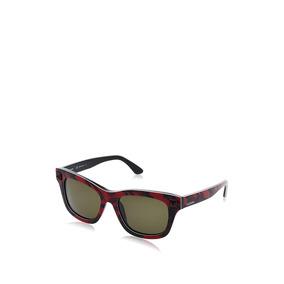 Óculos Valentino V 621 Sr 001 Black Classic Oversi - Óculos De Sol ... b02d57f6c3