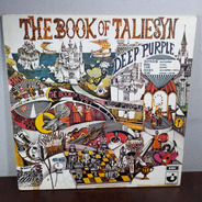 Vinil Lp Deep Purple The Book Of Taliesyn