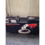 Pulidora Lijadora 7 Profesional 1300w Black & Decker 120usa