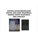 Manual Intercomunicador Porlin