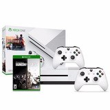 Xbox One S Battlefield 1 500 Gb + Control + Rainbow Six Msi