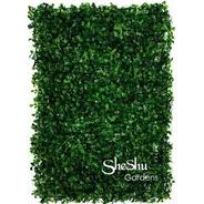Jardin Vertical Artificial Muro Verde Panel Cesped Pack 25u.