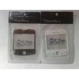 Mica Blackberry 8520 Blanca/negra ¡somos Tienda Física!