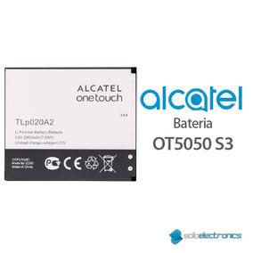 Bateria Pila Alcatel S3 Star Ot5050 Tlp020a2 Tlp020a1