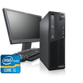 Computador Lenovo Core I5 3.2ghz. 4gb. Con Monitor De 17