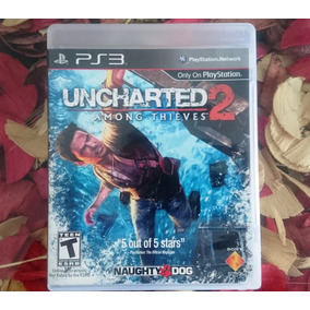 Uncharted 2 Among Thieves - Ps3