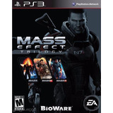 Mass Effect Trilogy.-ps3
