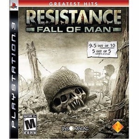 Resistance - Fall Of Man - Fisico / Playstation 3 Ps3