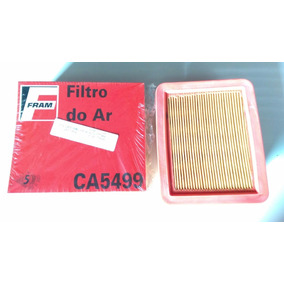 Filtro Ar Asia Towner 93/98 Exceto Truck Fram Ca5499