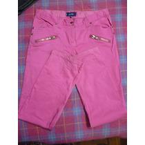 Pantalon Jean 32 Rosado