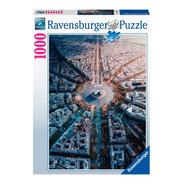 Puzzle 1000pz París Desde Arriba Ravensburger 159901