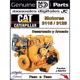 Manual Taller Motor Caterpillar 3116 3126