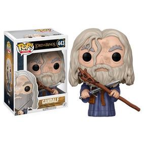 Gandalf Señor De Los Anillos Lord Of The Rings Funko Pop