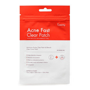 Acne Fast Clear Patch Coony 24 Parches Anti Acne Granos