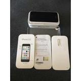 Iphone 5 C Branco Original Apple 8 Gb