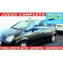 Fundas Asiento Chevrolet Meriva Cuero Eco Premium Calidad