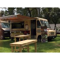 Food Truck En Venta | Chevrolet Vanette 2002