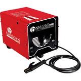 Máquina De Solda Elétrica Bambozzi Nm 250 Turbo 220v