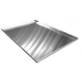 Assadeira Para Rocambole Alumínio Grande 2cm Altura