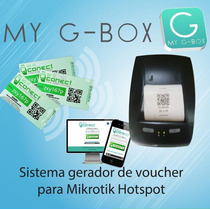 Mikrotik Hotspot Gerador De Tickets (voucher) Personalizados