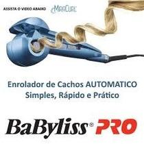 Babyliss Miracurl Enrolador Cachos Nano Titanium Original110