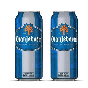 Oranjeboom . Premium Lager . Holanda. Lata. 500 Ml