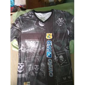 Camisa Brasiliense Rock Preta 1º Versão