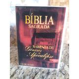 Bíblia Sagrada Em Áudio Narrada De Gênesis A Apocalipse
