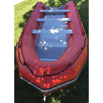 Bote Lancha Inflable Saturno Rescate 16 Pies 9 Personas 2016