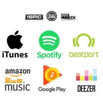 Codigos Isrc Y Upc Audio Qm Tiendas Digitales Fisicas