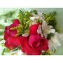Bouquet Para Tortas, O Pequeño Centro De Mesa