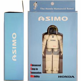 Asimo Robô Boneco Articulado Honda Motors (jaspion Changeman