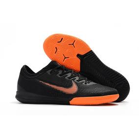 a9d3bf240f Chuteira Nike Mercurial Vapor Vii - Chuteiras Preto no Mercado Livre ...