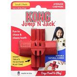 Juguete Perros Kong Classic Jump Jack Portapasabocas Small