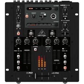 Mixer Profissional P Dj 2 Canais - Behringer Pro Nox202 +nf+
