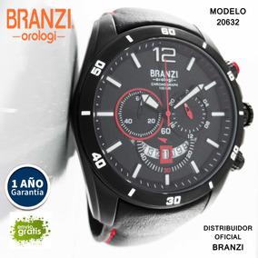 Reloj Branzi Original 20632 Acero Inoxidable Pavonado