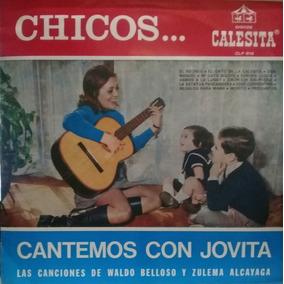 Lp Jovita Diaz (cantemos Con Jovita )