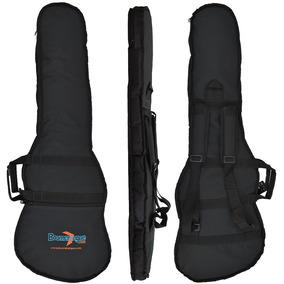 Capa Bag Para Contrabaixo Acolchoada Marcas Diversas Jpg