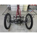 Kit Triciclo Para Bike Completo Com Marchas Dream Bike