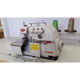 Maquina Overlock 3 Hilos Nueva Industrial Motor Clutch 110 O