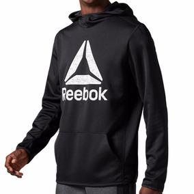 Sudadera Atletica Workout Ready Elitage Hombre Reebok Bk3253