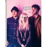 Caderno Paramore 96 Folhas #2