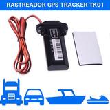 Localizador Rastreador Gps Tracker Tk01 Auto Moto Camion