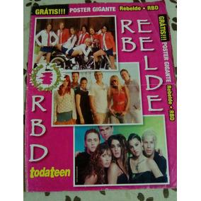 Revista Super Pôster Rbd