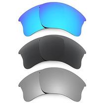 Gafas Lentes Revant Oakley Flak Jacket Paquete Xlj Polariza