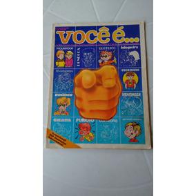 Album Você É... (incompleto) - Editora Safira - Anos 80