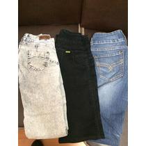 Yeans De Marca Talla 26 Color Celeste Claro
