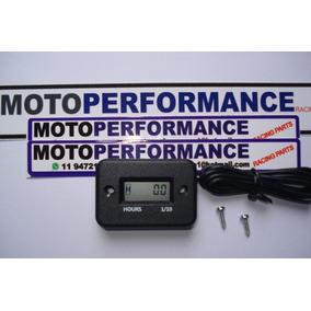 Horimetro Digital Moto Cross Kart Motor Popa Barco